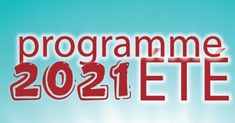 Programme intercommunal été 2021